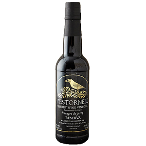 L'Estornell Sherry Wine Vinegar - 375ml