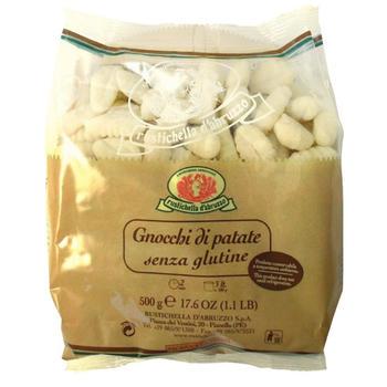Rustichella D'Abruzzo Gnocchi, glutenfri- 500g