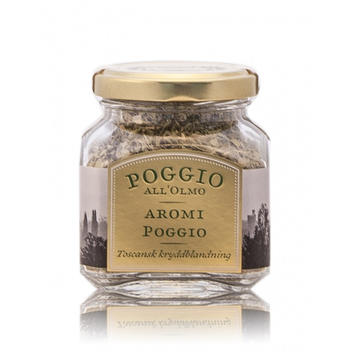 Poggio Aromi, Toscansk kryddblandning - 65g