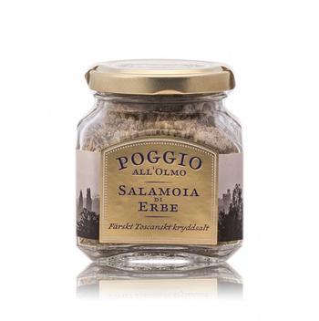 Poggio Salamoia di Erbe, kryddsalt - 200g