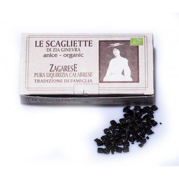1886 Scagliette, rålakrits med anis - 100g