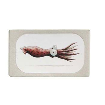 JOSÉ, Kryddad bläckfisk i ragu