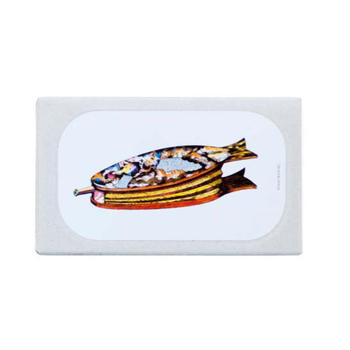 JOSÉ, Små rökta sardiner i olivolja