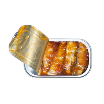 JOSÉ, Små sardiner i tomatsås